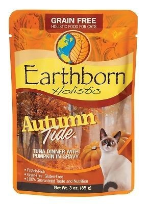 Earth Born Holistic Autumn Tide Tuna Dinner 3 oz 24 count (12/18) (A.K2)