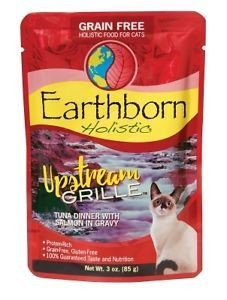 Earth Born Holistic Upstream Grille Tuna Dinner 3 oz 24 count (5/19) (A.K2)