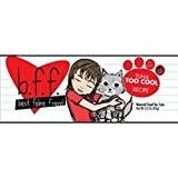Weruva International Best Feline Friend Tuna Too Cool 8 - 5.5 Oz. (1/19) (A.K3)