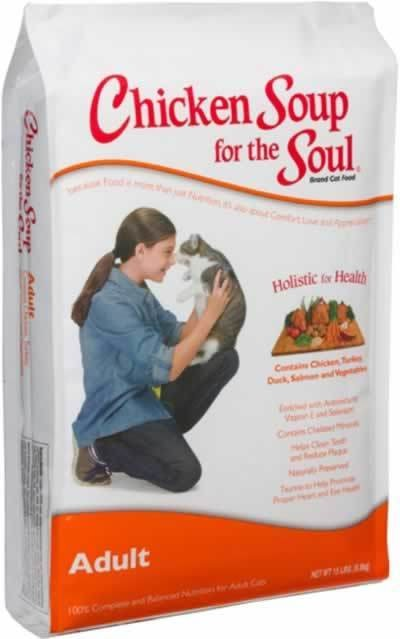 BRAND NEW Chicken Soup for the Soul Adult Dry Food 15 Pounds (2/20) (A.K2)