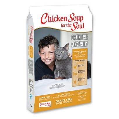 BRAND NEW Chicken Soup for the Soul Grain Free Chicken and Legumes Limited Ingredient Diet 12 pounds PRE-ORDER ONLY!!