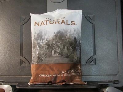 Diamond Naturals Active CAT Chicken & Rice 6 oz (8/18) (A.O8/Q3)