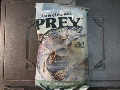 Taste of the Wild PREY Trout for Dogs 6 oz (12/18) (A.Q2)