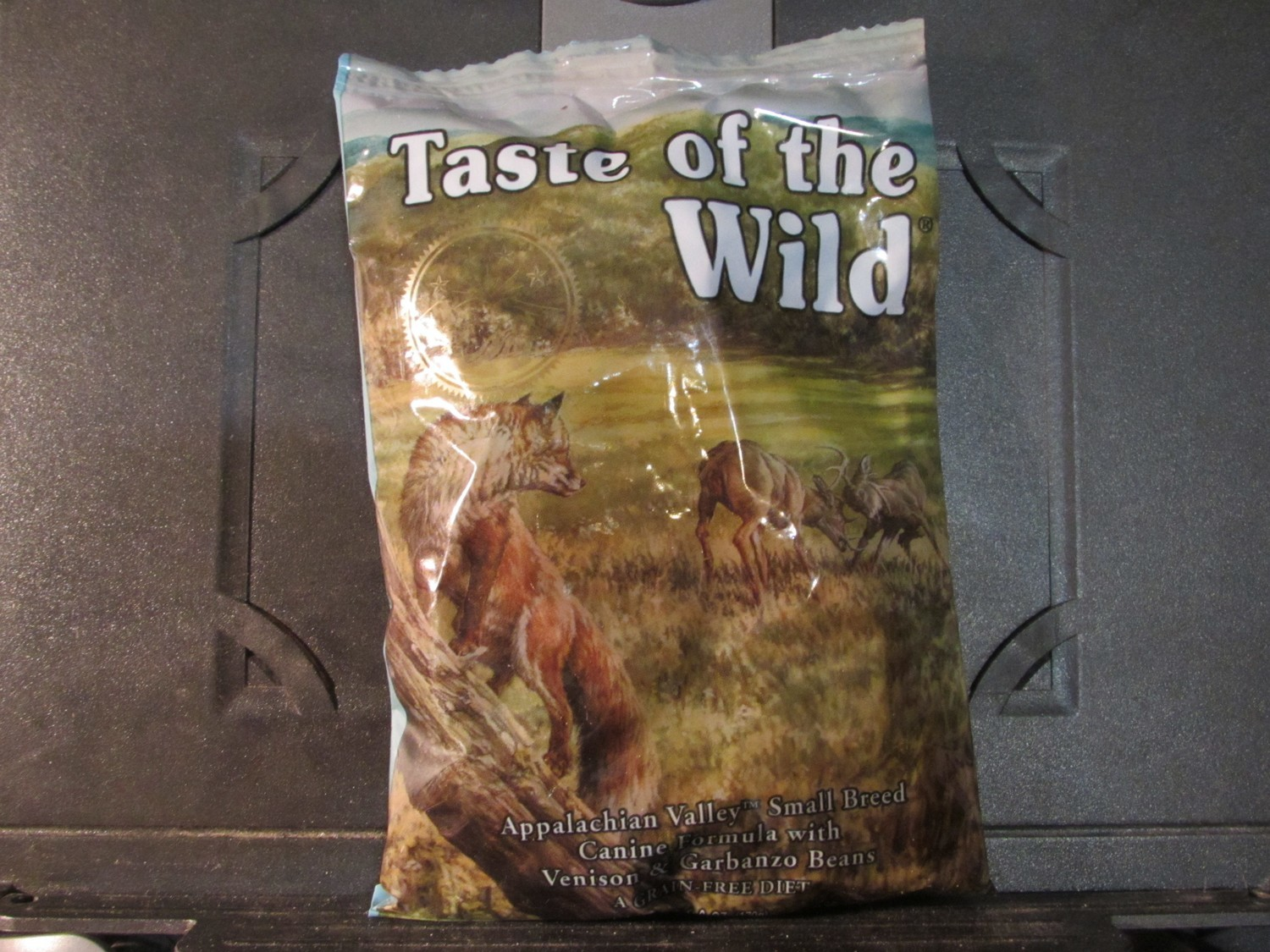 Taste of the Wild Appalachin Valley Small Breed Dog GF Venison & Garbanzo Beans 6 oz (A.P1)