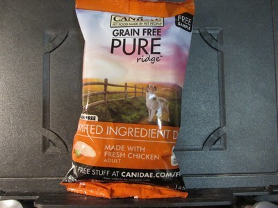Canidae Pure Ridge LID made w/Fresh Chicken Adult Dog 3 oz (12/18) (A.O4)