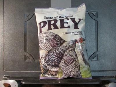 Taste of the Wild Prey Turkey Cat Limited Ingredient Diet 6 oz (10/18) (A.Q3)