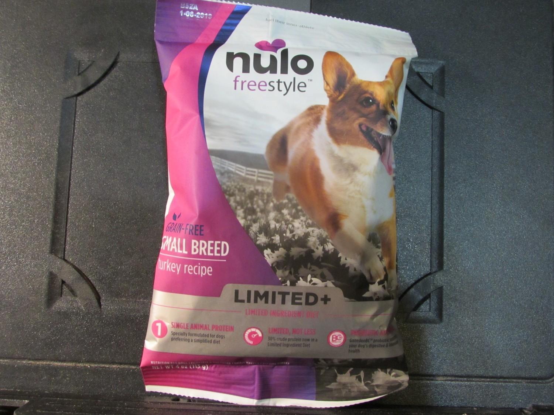 Nulo Freestyle Small Breed Turkey LID Dog 4 oz (1/19) (A.O5)