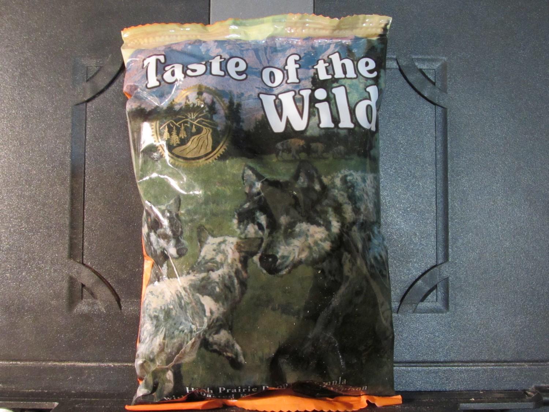 Taste of the Wild High Prairie Puppy Roasted Bison & Venison GF 6 oz (8/18) (A.P6)