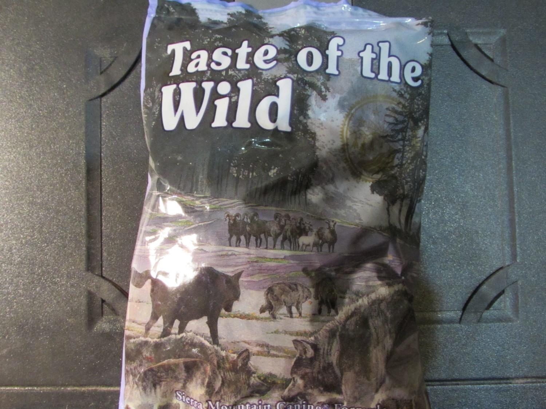 Taste of the Wild Mountain Dog w/ Roasted Lamb GF 6 oz (4/19)  (A.P2)