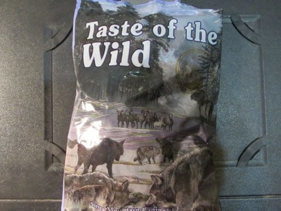 Taste of the Wild Sierra Mountain Dog w/ Roasted Lamb GF 6 oz (4/19)  (A.P2)