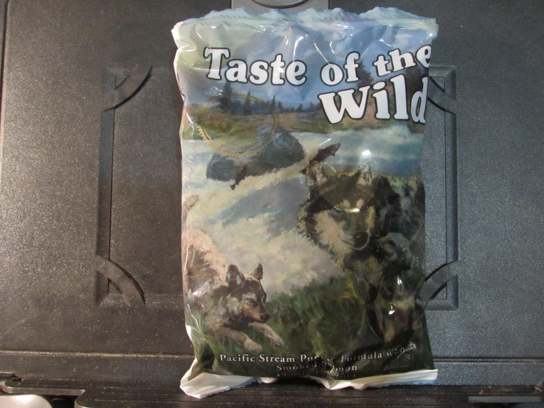 Taste of the Wild Pacific Stream 6 oz (11/18) (A.O8)