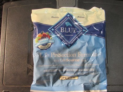 Blue Buffalo Deboned Chicken & Brown Rice Puppy 4 oz (8/19) (A.P6)