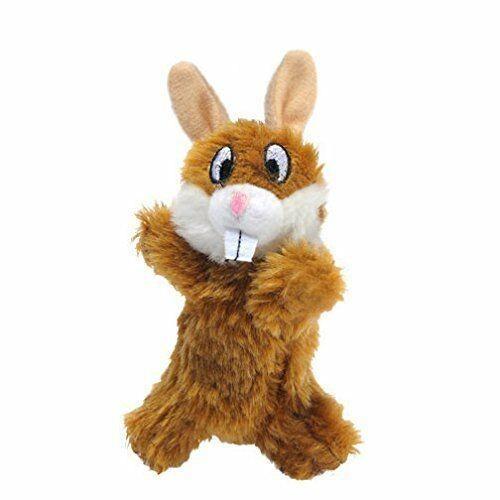 Kline Runtzees Furry Rabbit Ivy Plush Dog Toy (B.6/C7/AM60)