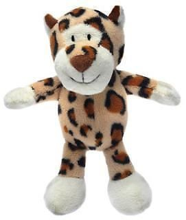 Knight Pet Runtzees Safari Plush Cheetah Dog Toy Small Lucy (B.C8)