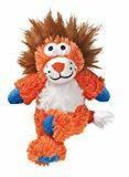 KONG Cross Knots Lion Toy, Small/Medium (B.C9)
