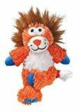 KONG Cross Knots Lion Toy, Small/Medium (B.C9)