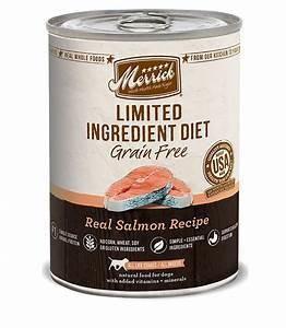 Merrick Limited Ingredient Diet Real Salmon Recipe Wet 12.7 oz SINGLES (4/17)