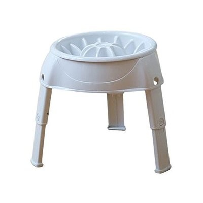 Outward Hound Kyjen Up Feeder Elevated Raised Slow Feed Prevent Bloat Dog (B.D9/D10)