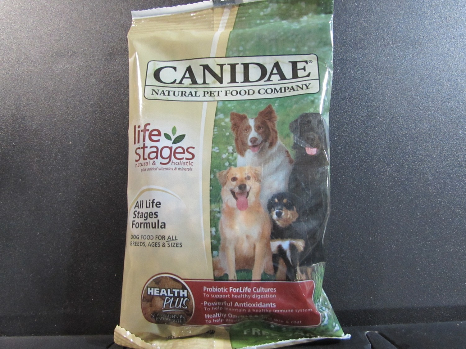 CANIDAE ALL LIFE STAGES CHICKEN, TURKEY, LAMB RICE 3 OZ (1/19) (A.Q3)