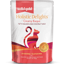 SOLID GOLD HOLISTIC DELIGHTS SALMON & COCONUT MILK 3 OZ 12 COUNT POUCHES (2/19) (A.K3)
