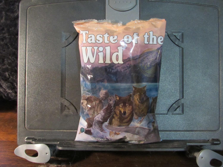 Taste of the Wild Wetlands Dog 6 oz (2/19) (A.Q2)