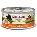 Merrick Whole Earth Farms GF Real Chicken & Salmon for Cats 5 oz 24 count (1/19) (A.M3)