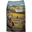 Taste of the Wild Appalachian Valley Small Breed Venison & Garbanzo Bean Dry Dog Food 28 lbs (3/19) (A.O1)