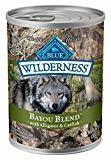 Wilderness Bayou Blend Dog 12.5 oz 12 count (1/19) (A.N4)