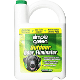 SIMPLE GREEN OUTDOOR ODOR-ELIMINATOR 1 GALLON (A.C1/PR)