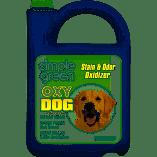 SIMPLE GREEN OXY DOG STAIN & ODOR OXIDIZER 1 GALLON (A.C2)