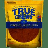 TRUE CHEWS 100% NATURAL PREMIUM JERKY CUTS REAL CHICKENT 22 OZ (5/19) (T.D5)