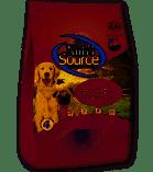 Nutrisource Beef & Brown Ride Dry Dog Food 22% /13% 5 lbs (3/19) (A.N8/DD)