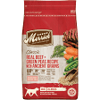 Merrick classic real beef plus green peas recipe with ancient grains adult dogs potato free poultry free 12 pounds (10/19)