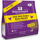 "STELLA & CHEWYS CHICKEN DINNER MORSELS ""FREEZE DRIED"" GF 18 OZ (6/19) (A.N7)"