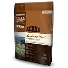 Acana Regionals Appalachian Ranch Grain-Free Digestive Heealth Dry Dog Food 12 OZ (1/19) (A.R3)