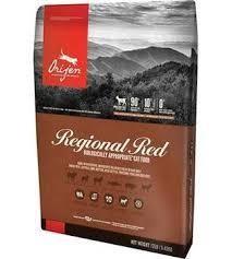 "ACANA REGIONALS DRY ""ALL AGES"" GRAIN-FREE CAT FOOD APPALACHIAN RANCH 12 OZ (2/19) (A.P6)"