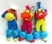 Chomper Balloonz Squeaker Dog Toy - DONKEY (B.A12)
