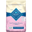 Blue Buffalo Life Protection Formula Small Breed Chicken Oatmeal Recipe Puppy Dry Dog Food 15 LB (05/19) (A.L5)