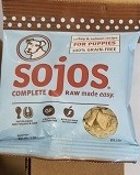 Sojos Complete 100% GF Turkey and Salmon for puppies Trial Size (8/18) (A.N7)
