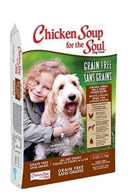 Chicken Soup for the Soul  Turkey & Pea Dry Dog Food 4 lbs (1/19) (A.P7)