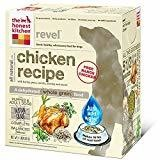 The Honest Kitchen Whole Grain Chicken Recipe Dehydrated Dog Food 4-lb, Makes 16 lbs  (1/19) (A.Q1)