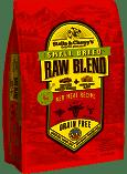 Stella & Chewy's GF Raw Blend Red Meaty Recipe 3.5 lbs  (7/19) (A.R5/DD)
