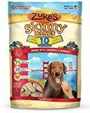 Zuke's Skinny Bakes - Peanut Butter & Banana: 12 oz Dog Treats (12/18) (A.B3)