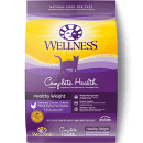 Wellness Complete Health Natural Healthy Weight Chicken Recipe Dry Cat Food 12 lbs (8/19) (A.K2)