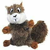 Kline Furry Plush Squirrel Millard Dog Toy (RPAL-B12)
