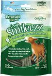 Emerald Pet Fresh Smileezz Dog Grain Free Dental Treat (04/19) (A.H2/DT)