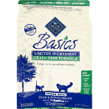Blue Buffalo Blue Basics Limited Ingredient Grain Free Duck & Potato Indoor Adult Cat Food 11 lbs (6/19) (A.E3/CD)