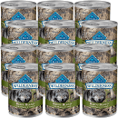Blue Buffalo Wilderness Bayou Blend Dog 12.5 oz 12 pack (6/19) (A.R4/DW)