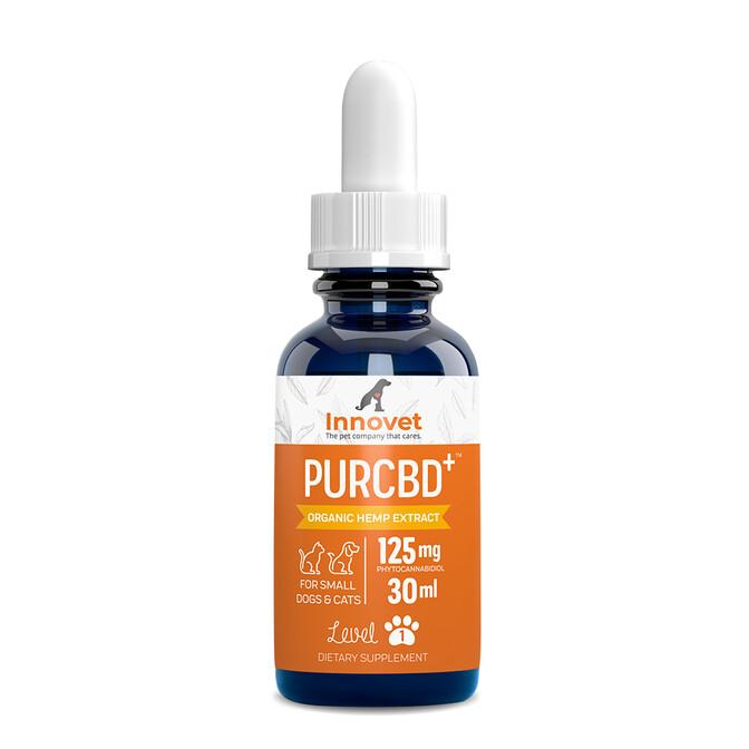Hemp Oil for Pets PureCBD+ 250 mg (O.D1)