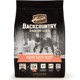 Merrick Backcountry Grain-Free Pacific Catch Recipe Dry Cat Food 3 lbs (05/19) (A.M3)